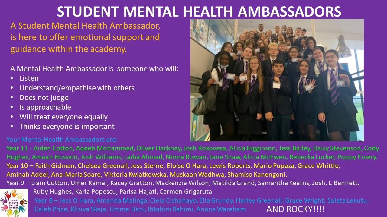 Student mental health a fb