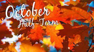 October half term image