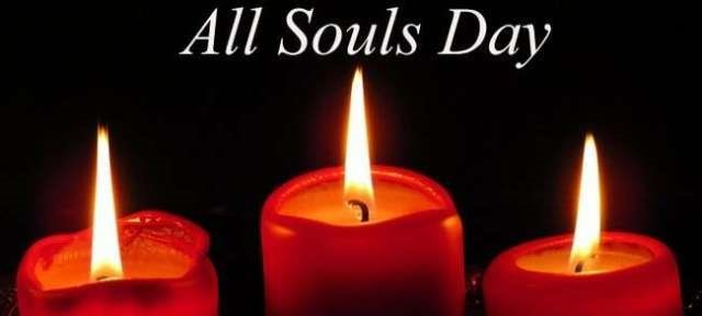 All souls service picture