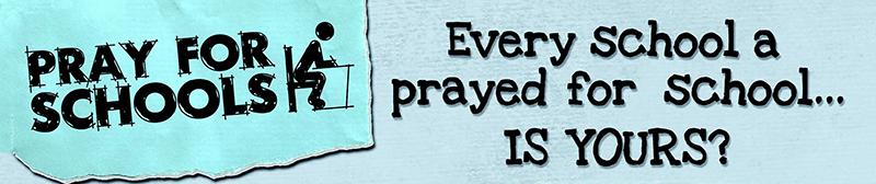 Pray for schools imge 1